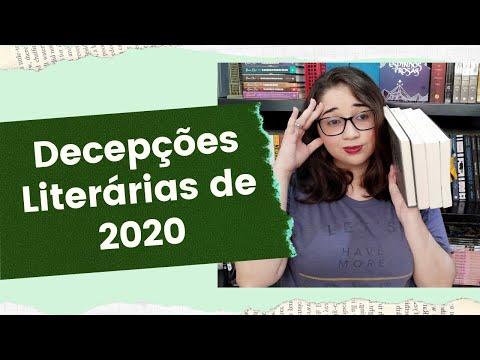 5 DECEPÇÕES LITERÁRIAS DE 2020 ?? | Biblioteca da Rô