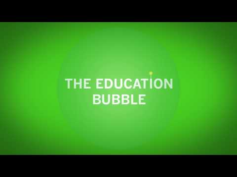 Promo for The Education Bubble Visualized