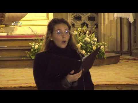 Vêpres du 1er décembre 2020 à Saint-Germain-l'Auxerrois