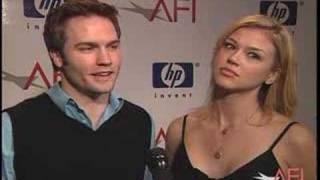 Scott Porter and Adrianne Palicki - Films préférés