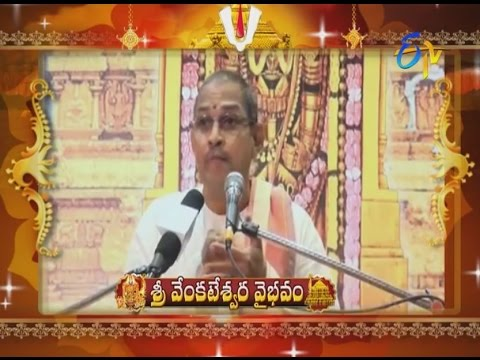 Sri Venkateswara Vaibhavam | Aradhana | 28th April 2017 | ETV Telugu