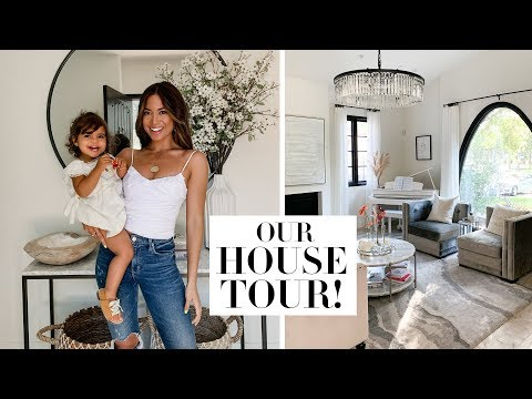 UPDATED HOUSE TOUR!! 2019 Home Renovations