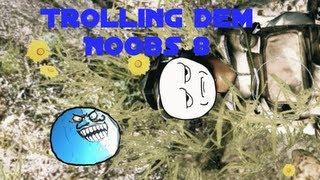 Battlefield 3 - Trolling dem Noobs 8