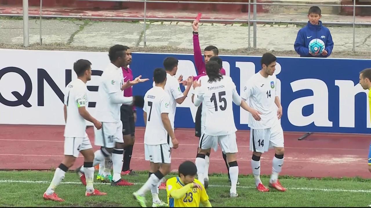 Кубок АФК: Дордой – Алай 1:0