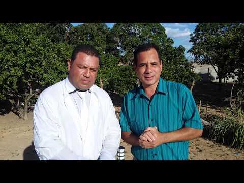 Geovane Paixão entrevista o Pastor Abraão da Assembleia de Deus em Antonio Gonçalves