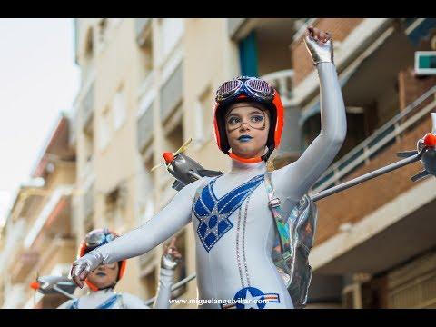 Resumen Carnaval Torrevieja 2018