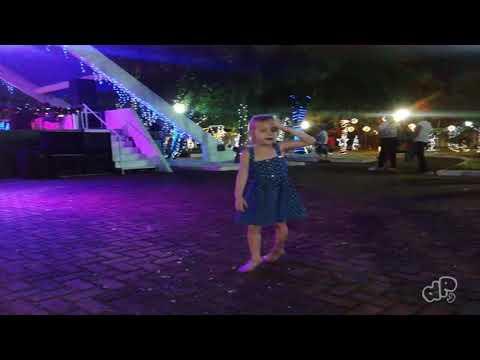 A cidade de Andirá com enfeites Natalinos 2017. #dp9