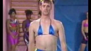 Gym Lesson By Jim Carrey/ Cours De Gym Par Jim Carrey