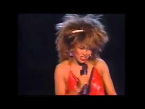 Tina Turner - What's love got to do with it - Grammy's - 1985
