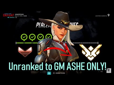 BEST Ashe Settings to Improve Aim for Season 13   Overwatch
