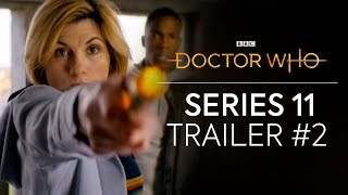 VIDEO: DR. WHO S11 – Trailer #2