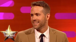 Best of Ryan Reynolds on The Graham Norton Show