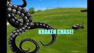 Kraken Vecta 12Cell RC Truck chase #FPV #RC #MASSFPV
