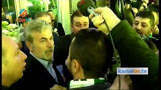 Aykut Kocaman ilk açıklamasını KONTV'ye yaptı