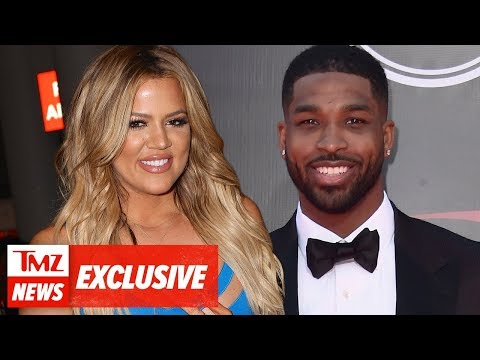 Khloe Kardashian Is Pregnant With Tristan Thompson's Baby! | TMZ News