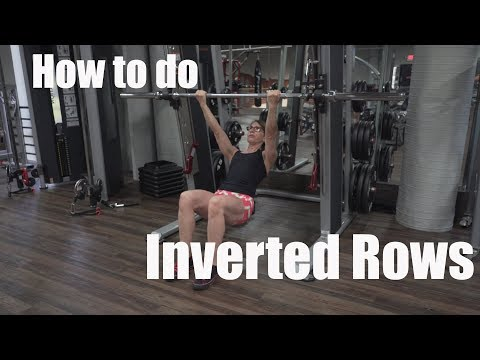How to do Inverted Rows