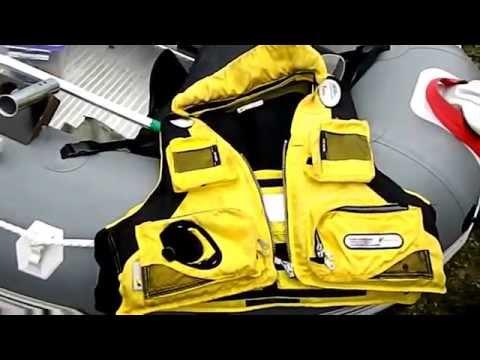 как  выбрать спасательный жилет