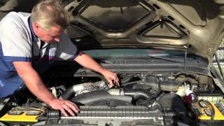 6.0 Ford Powerstroke Cranks no Start. Diagnosising using a Scangauge X-gauge Part 3