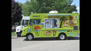 Ice cream truck Toronto & GTA - MR ICEBERG