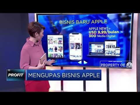 Strategi Apple Genjot Cuan