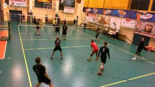 preview picture of video 'SPS Volley Ostrołęka - UKS Olimpijczyk 2008 Mszczonów'