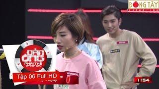GỠ DÂY LEO   ĐÀN ÔNG PHẢI THẾ MÙA 2   TẬP 6 FULL HD (14/10/2016)
