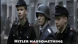 Hitler's Message to Kids: Respect your Parents