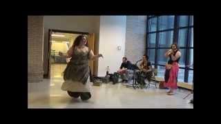 Zeina Warriors: J'ai Claque La Porte