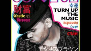 Turn The Music Up lyrics - Chris Brown