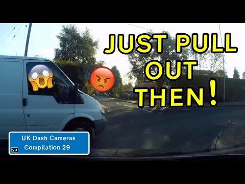 UK Dash Cameras - Compilation 29 - 2019 Bad Drivers, Crashes + Close Calls