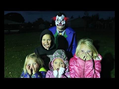 CREEPY CLOWN ATTACKS | KiDS FiGHT BACK!!!