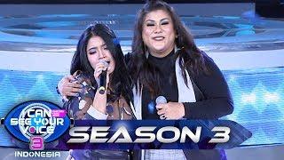 Beneran Buat Merinding! Regina feat MONTIR CANTIK [ALL I ASK] - I Can See Your Voice (21/4)