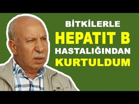 Hepatit B Hastalığından Bitkisel Tedavi ile Kurtuldu - Dr. Hakan Özkul