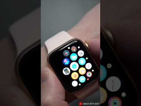 Apple Watch Series 6 Rose Gold | Unboxing #shorts