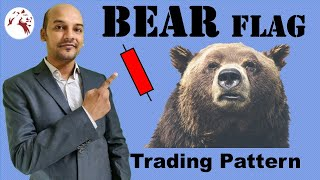 Bear Flag Trading Pattern in Hindi: Technical Analysis