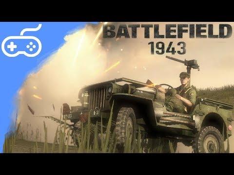 BATTLEFIELD 1943, KTERÝ MOŽNÁ NEZNÁTE!