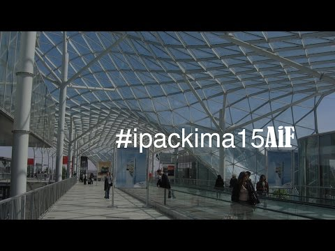 Ipack Ima 2015 - Tecnologie per i processi del packaging industriale