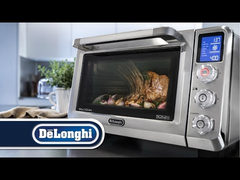 De'Longhi MultiOven | Professional Performance Right on your Countertop