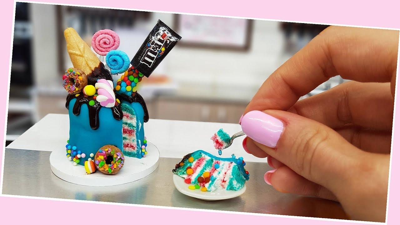 Mini cukorka torta