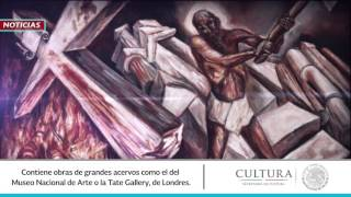 Inauguración México 1900 - 1950. Diego Rivera, Frida Kahlo, José Clemente y las vanguardias