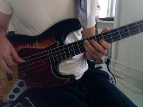 L285 Blues bass licks in A