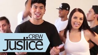 'I Love My Life' DANCE TUTORIAL by Justice Crew feat. Brittney Lee Saunders
