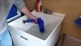Profi High Pressure Drain Pipe Cleaning System with Jennifer Coffey