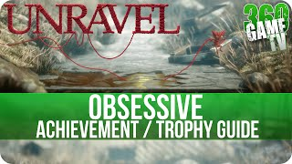 Unravel - Obsessive - Achievement / Trophy Guide (Obsessive - Break all the ice in one go)