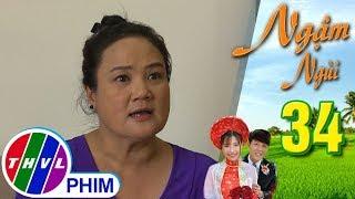 THVL   Ngậm Ngùi   Tập 34[1]: Bà Lài đưa Tóc Của Tình Cho ông Hoàng đi Xét Nghiệm