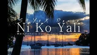 Waikatakata Vure   Ni Ko Yali SLY4X Remix #SimpleReggae