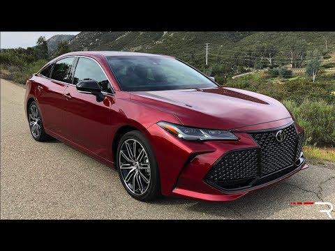 External Review Video XD3dVGCouxU for Toyota Avalon Sedan (5th gen XX50)