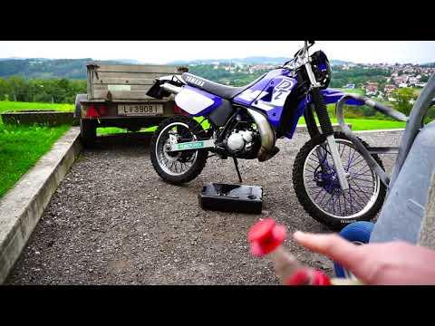 Yamaha DT 125 ÖL-Wechsel   DerEchteNex