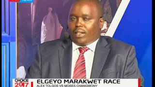 Choice 2017: Elgeyo-marakwet race (Pt 1)