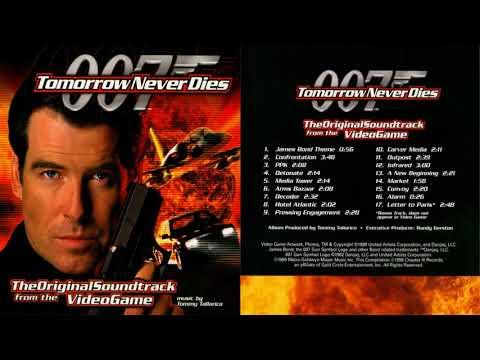 007 Tomorrow Never Dies (Video Game Original Soundtrack) OST